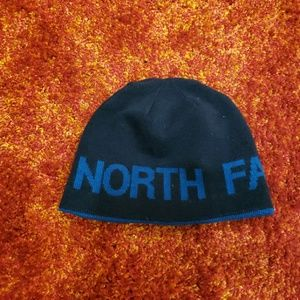 North Face sweater hat unisex one size